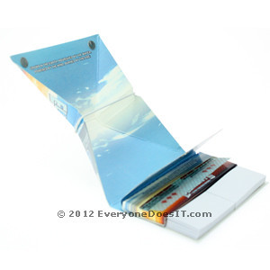 Rolling Papers Regular Size Aficionado with Tray and Tips Single Pack