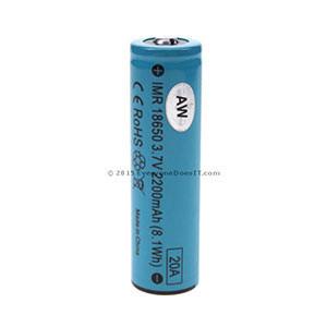 Samsung 18650 2500mAh Battery