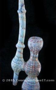 Sidewinder Glass Bubbler
