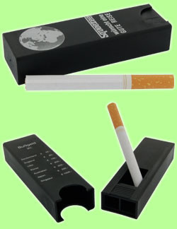 Squeezee Mobile Ashtray