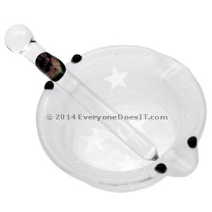 Star Design Concentrate Dish With Dabber