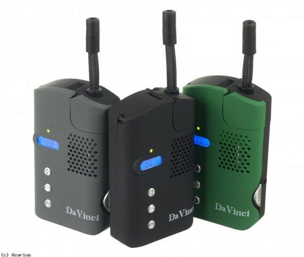 The DaVinci Pocket Vaporizer