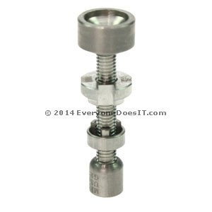 Titanium Dual Adjustable Nail 14.5-18.8mm