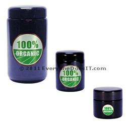 UV 420 Jars 100% Organic
