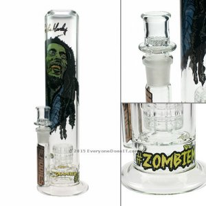 Zombie Marley Perc Bong