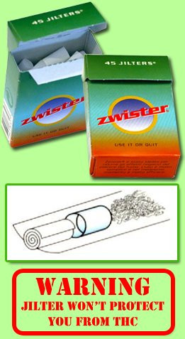 Zwister Filter Tips Single Pack