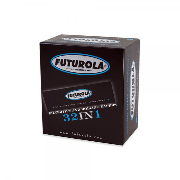 King Size Slim Rolling Paper with Filter Tips