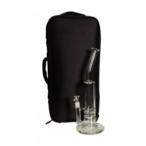 Turbine Bong with Schiltz Diffuser and Carry Case