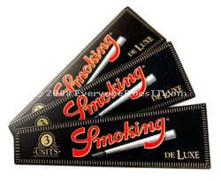 DeLuxe Pre-Rolled Cones 1 Pack x 3