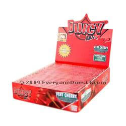 Flavored King Size Slim Papers Single
