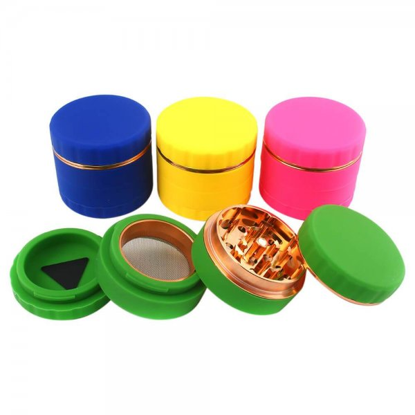 Grizzly Originals Silicone grinder with blade teeth