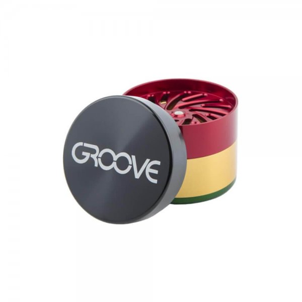 Groove 4-part grinder by Aerospaced