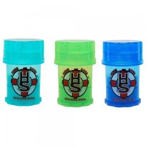 Herbsaver grinder and storage