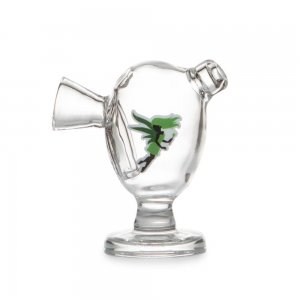 Martian Glass Bubbler - The Original
