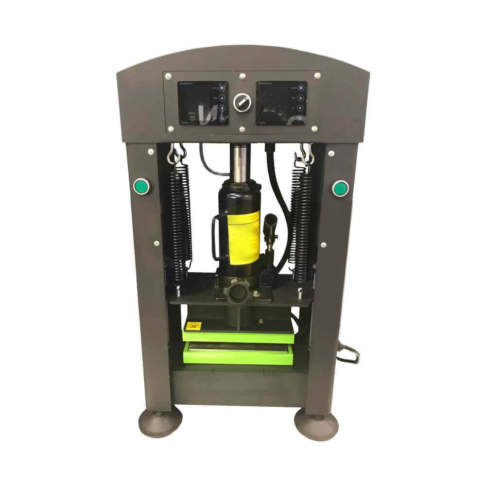 RTP PROFESSIONAL Series - Hydraulic H - Frame Rosin Press - 12 Ton