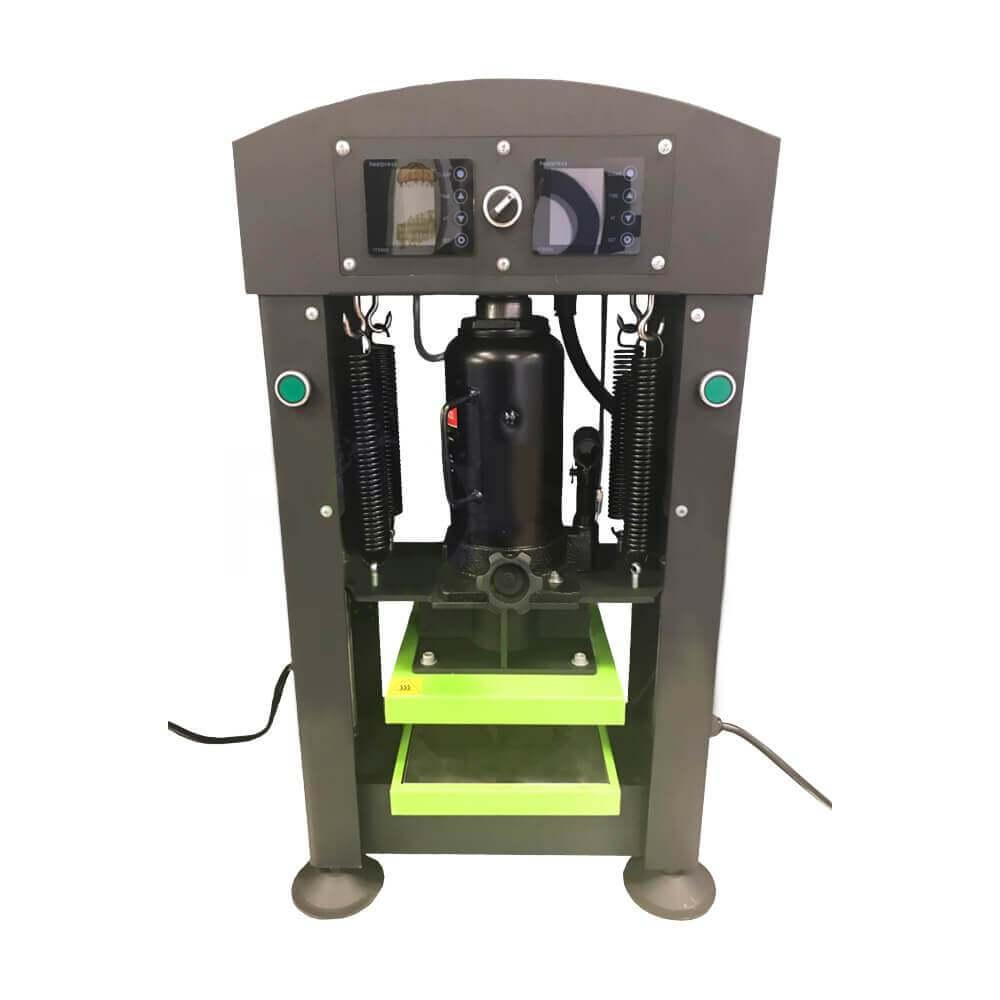 RTP PROFESSIONAL Series - Hydraulic H - Frame Rosin Press - 20 Ton