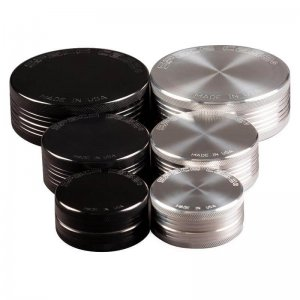 Two Piece Space Case Grinder